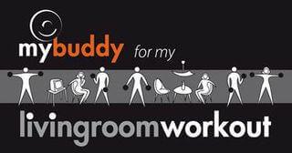 LivingroomWorkout s.r.o. - stojany na jednoručky MyBuddy, ocelové činky
