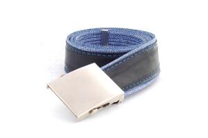 pánský dámský unisex stylový design pasek pásek modré džíny