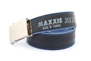 opasek modré džíny MAXXIS