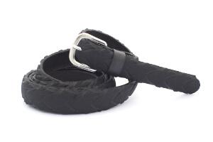 stylový módní design dámský, pánský, unisex opasek černá stopa opasek černá stopa