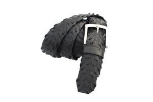 stylový módní design dámský, pánský, unisex opasek černý no name opasek černý no name