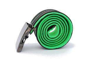 design opasek decentní zelenáč fosforeskující