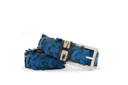 modrý opasek plášťový