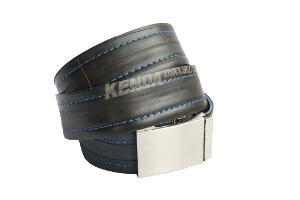 modré džíny s nápisem Kenda