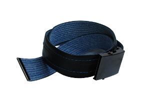 opasek modré džíny